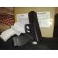 wii / wii U 원격 (검은 색 / 흰색)에 대한 손 총 컨트롤러 쌍