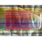 Etui de Protection en Gel de Silice Transparent pour iPhone 4/4S