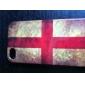 caso estilo protetor bandeira para iphone 4 e 4S