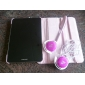 Aluminum Alloy Goose Feather Style Capacitive Touch Screen Stylus Pen
