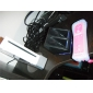 Dual USB Charging Stand/Station/Dock + Battery Pack for Wii/Wii U Remote (Black)