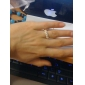 lureme®diamond totalmente cravejado anel