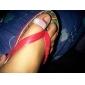 슬리밍 & 건강용 실리콘 자석 발가락지 (1쌍)