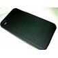 Silicone Protective Case for iPhone 4/4S (Black)