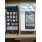 Protective Back Cover for iPhone 3G/3GS (Black)
