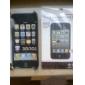 Quatrième de couverture de protection pour iPhone 3G/3GS (noir)