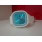 Relógio Jelly com Bracelete de Silicone