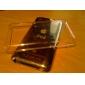 caso de cristal protetora para ipod touch 3 (translúcido)