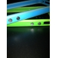 Contour Antichoc Elégant pour iPhone 4/4S - Couleurs Assorties