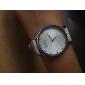 여성 캐주얼 PU 아날로그 석영 손목 시계 (여러 색)