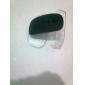 mini-2.4GHz 800 / 1200dpi rato óptico com receptor USB (preto)
