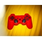 Красный беспроводной контроллер DualShock 3 для Sony Playstation 3