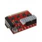 PCI 4 자리의 PC 마더 보드 수리는 / mobo 상태 LED가와 / 진단 카드의 문제를 해결