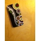 Circle Pattern Case for iPhone 4 and 4S