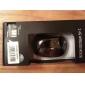 무선 옵티컬 마우스 + 2.4GHz USB 리시버 (블랙)