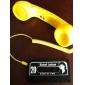специальная телефонная трубка с голосовой кнопки для iphone (желтый)