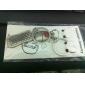 Nøglering Mus / Tastatur Tegneserie Nøglering Metal