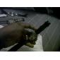 V6® Men's Casual Style Black Case Silicone Band Quartz Wrist Watch Cool Watch Unique Watch