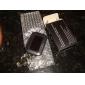 Powered Gadgets solares Plástico Negro Niños / Chica
