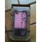 Pára-Choques Policarbonato e Capa Traseira para iPhone 4 e 4S - Windbell