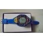Mulheres Relógio Casual Quartzo Banda Azul