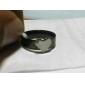 Eruner®Titanium Steel Rhinestone Mounted Ring (Assorted Patterns)