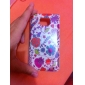 Protective Hard Case for Samsung i9100 (Flower and Bird)
