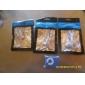 МР3 плеер на клипсе (читает карты Micro SD и TF, голубой)