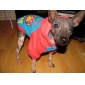 Cartoon Girl Style Coat with Hoodie for Dogs and Cats (XS-XXL)
