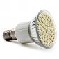 3.5W 300-350 lm E26/E27 Точечное LED освещение PAR38 60 светодиоды SMD 3528 Тёплый белый AC 220-240V