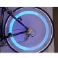 Éclairage pour roues de vélo Capots de feux clignotants LED Cyclisme bateri sel Lumens Batterie Cyclisme