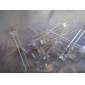 LED Blanche 14000mcd 5mm (10 LED)
