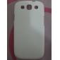 caso padrão simples estilo duro para Samsung Galaxy i9300 s3 (cores sortidas)