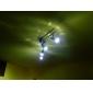 GU10 Faretti LED MR16 5 LED ad alta intesità 150 lm Bianco K AC 85-265 V