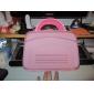 sac à main en nylon pour portable 1/2/3/4 ipad et autres (couleurs assorties)