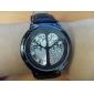 Часы с сенсорным дисплеем и синими и белыми светодиодами
