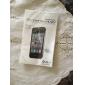 Protecção de Tela para iPod Touch 4 com Pano de Limpeza