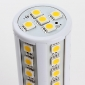 5W E26/E27 Ampoules Maïs LED T 41 SMD 5050 350-400 lm Blanc Chaud 3000K K AC 100-240 V