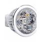 GU10 LED Spotlight MR16 5 leds High Power LED 150lm Natural White AC 85-265