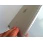 Transparent Protective TPU Case for iPad 2(white)