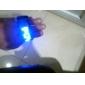 부부의 빨간 LED 디지털 우레탄 밴드 손목 시계 (1 쌍, 블랙 & 화이트)