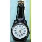 여성의 작은 스타일의 PU 아날로그 석영 손목 시계 (여러 색)