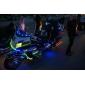 90cm 45x1210 SMD Blue LED Strip Light for Car (DC 12V)