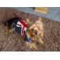 Suéte para Cachorros - Bandeira Britânica (XS-XL)