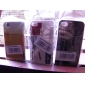Etui de Protection en Polycarbonate pour iPhone 4/4S - Motif Lettre