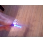 Motion Activated Blue LED Wheel Lights for Bikes and Cars