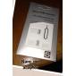 Адаптер для Nano и Micro СИМ карт + игла для извлечения для iPhone 4 , 4S и 5
