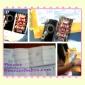 estojo protetor retro difícil para ipod touch 4 (lente)