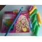 YeManNvYou®Fashion Colored Hair Curler (16 Piece)