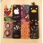 Cartoon Pattern Soft Case for iPhone 5/5S